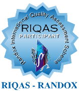 Riqas Quality Certified